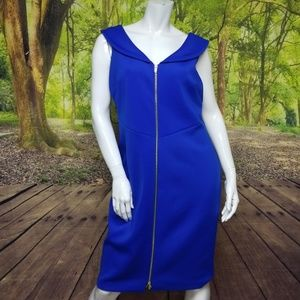 CALVIN KLEIN DRESS (SIZE 14)